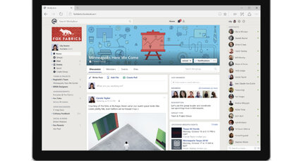 Could Facebook's Workplace platform replace email at work? (+video)
