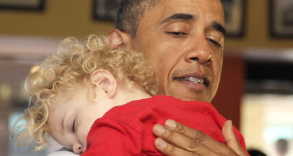 Obama mandates baby-changing stations in men's and women's restrooms