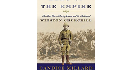 'Hero of the Empire' wonderfully recreates the epic of a young Churchill