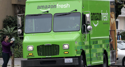 Amazon is planning to open brick-and-mortar grocery stores