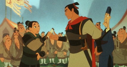 White love interest in live-action 'Mulan'? Not necessarily.