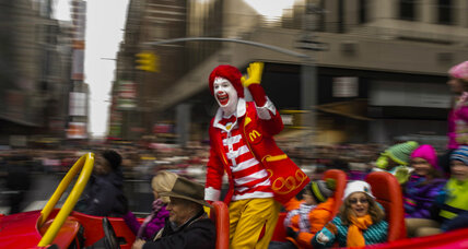 McDonald's benches Ronald McDonald until scary clown activity quiets down