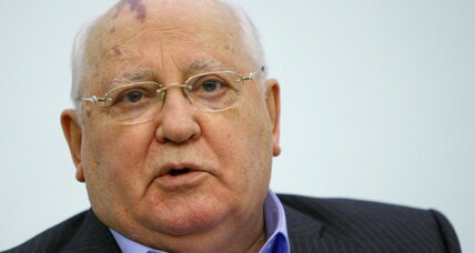 Gorbachev calls for peace: Is there a way forward?