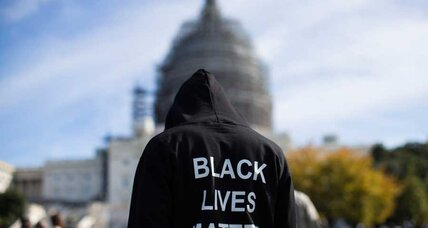Police shootings and social media: Why some black people believe no one cares (+video)