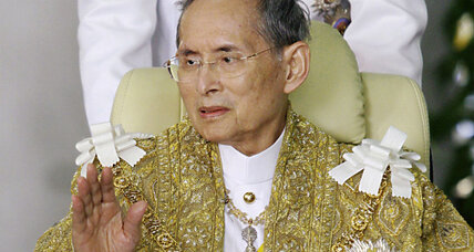 King Bhumibol Adulyadej: Thailand's gentle leader and anchor of stability