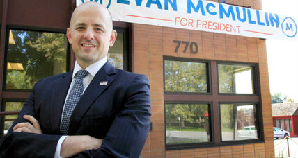 Evan McMullin could win in Utah as Trump stumbles