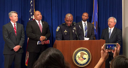 DOJ report: How San Francisco police can restore trust