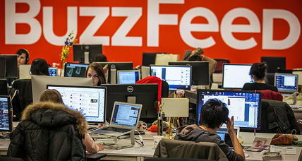 How BuzzFeed and Twitter are teaming up to transform Election Day coverage