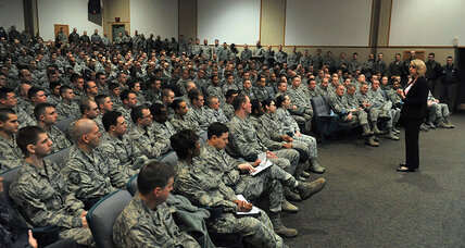 Air Force's pioneering approach to diversity