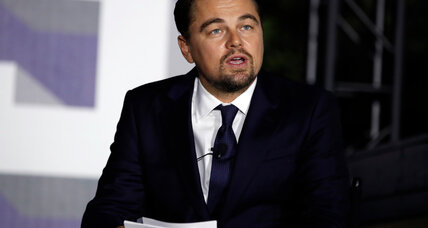 Should Leonardo DiCaprio resign from UN climate change post?