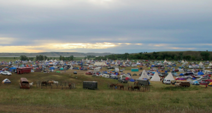 Why the Dakota pipeline protest still has traction