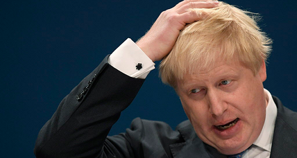 How Boris Johnson flip-flopped on Brexit