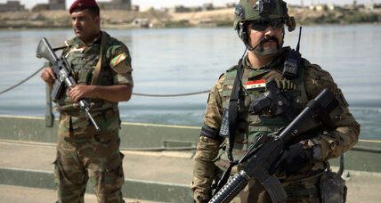 Battle begins to retake Mosul from ISIS