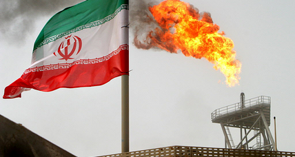 Can oil bridge ties between Iran and the West?