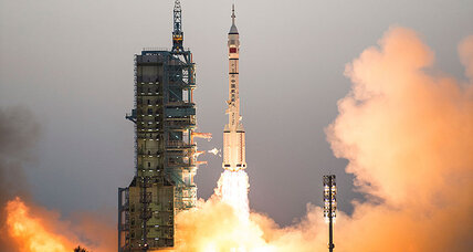 Taikonaut duo blasts off for China's longest space mission