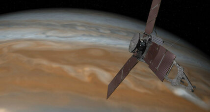 Engine troubles prompt NASA's Juno spacecraft to change plans
