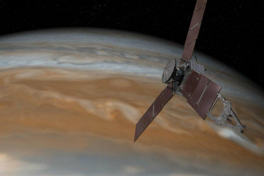 Engine troubles prompt NASA's Juno spacecraft to change plans - CSMonitor.com