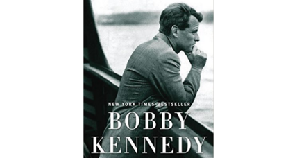 What did Bobby Kennedy do when the going got rough? He read.