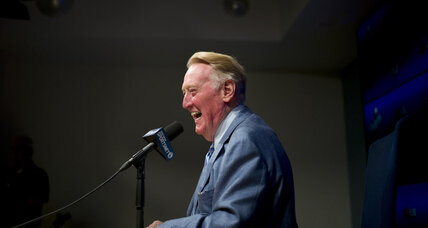 Vin Scully's music – and his silences