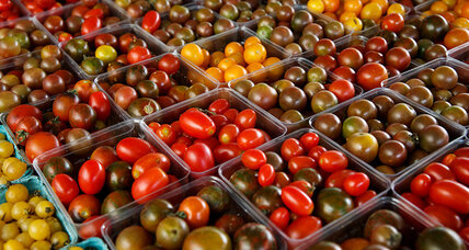 Science explains why tomatoes don't belong in the fridge