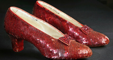 To save Wizard of Oz ruby slippers, there's no place like Kickstarter