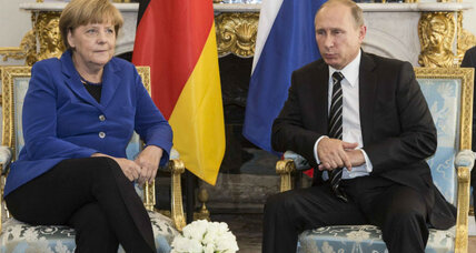Merkel to host Putin, Poroshenko for Ukrainian peace summit