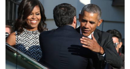 Why did Obama roll out the red carpet for Italy's Renzi?