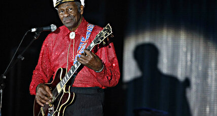 Chuck Berry to release new studio album at 90