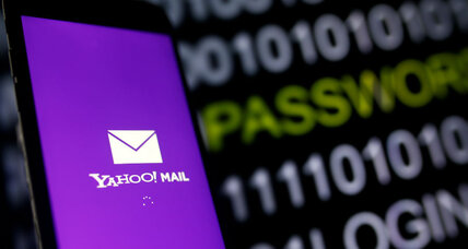 How is Yahoo doing after the data breach?