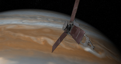 NASA Jupiter probe's software enters 'safe mode' just before flyby