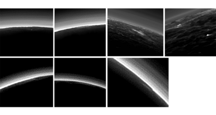 Does Pluto have clouds? NASA spacecraft reveals hazy layers.