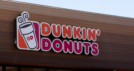 Does America really run – or just jog – on Dunkin'?