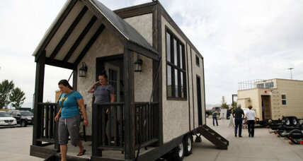 Tiny town: Detroit agency aims to bring city's homeless out of the cold