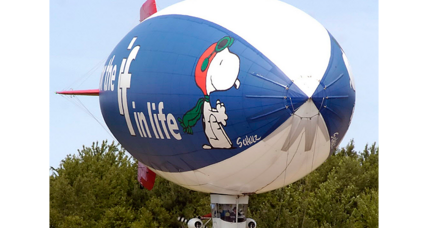 See you, Snoopy: why insurance co. is saying goodbye to cartoons