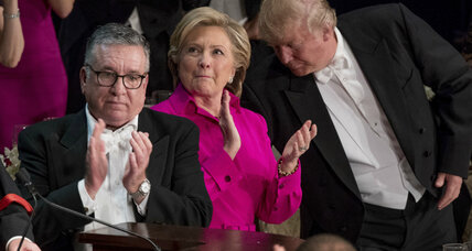 Clinton and Trump trade barbs at Al Smith dinner. Who won?