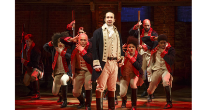 'Hamilton' special debuts on PBS, exploring historical side of hit musical