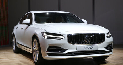 2017 Volvo S90 is one of the best cars to buy next year