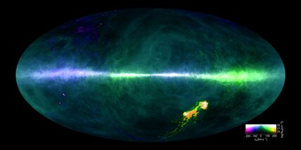 What a new map tells us about the Milky Way