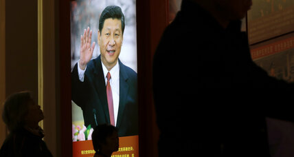 For China's Xi, anticorruption drive is all about Communist Party survival (+video)