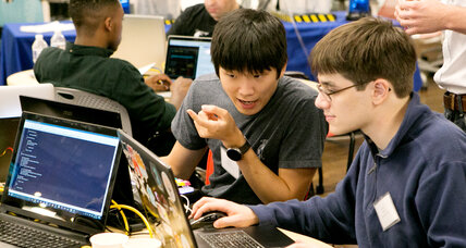 In cybersecurity contest, hackers target critical infrastructure