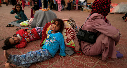 Battle for Mosul: UN, aid organizations brace for humanitarian challenge (+video)