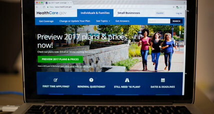 Obama administration confirms healthcare premium hikes