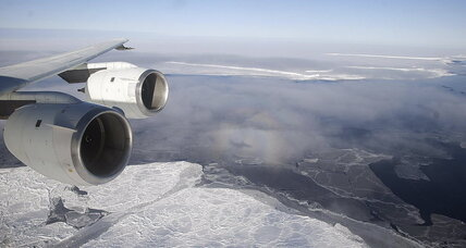 Ice-shelf melting seen to accelerate in West Antarctica