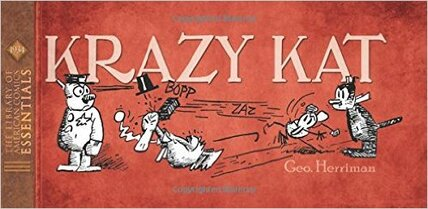 'Krazy Kat 1934' is a year's worth of joy