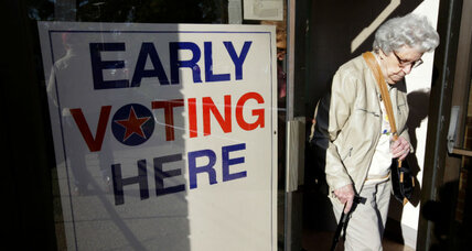 Wisconsin clerk rejects early voting site: Is that a form of voter suppression?