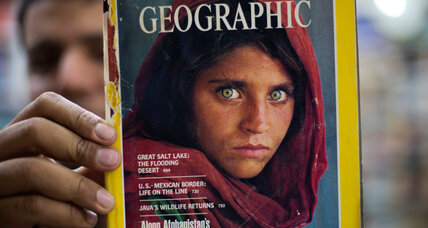 "Pakistan arrests ""Afghan Girl"" from iconic photo on ID fraud charge"