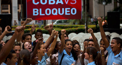 For first time, US abstains from UN vote condemning Cuba blockade