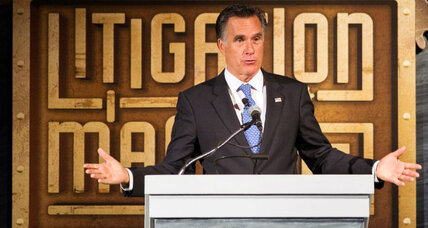 Should Mitt Romney have run for president?