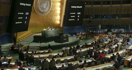 UN looks to outlaw nuclear weapons: Could it happen?