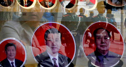 Will 'core' Communist Xi Jinping become another cult personality?